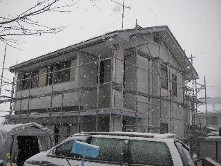 外壁リフォーム 寒さ対策_f0105112_19394658.jpg