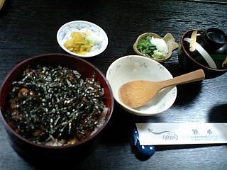 名古屋でおしごとのまえにうなぎさん_c0151965_22301368.jpg