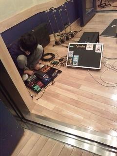 とあるレコーディングスタジオの隅っこで…[thyme]_b0118991_3153064.jpg