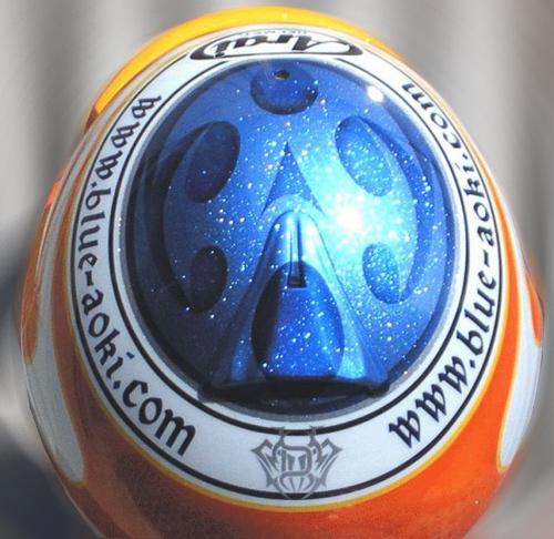 Super GT Racer AOKI \'BLUE\' TAKAYUKI_d0130115_21393570.jpg