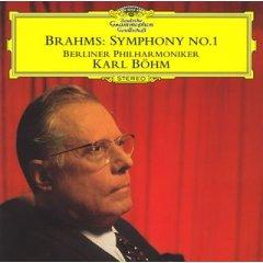 Karl Bohm + Berliner Philharmoniker / Brahms Synphony No.1 _d0102724_0354822.jpg