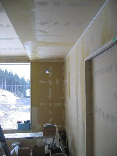 壁紙・キッチンセット取付・塗装他_d0131336_17482674.jpg