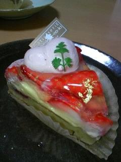 ケーキ♪_b0093515_7385942.jpg