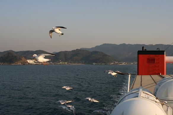東京湾ヘェリーで三浦半島に行く_d0150720_76827.jpg