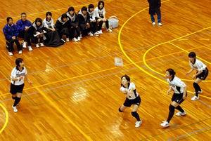 平成19年度中学生新人大会東濃予選会【バレー】_d0010630_17385837.jpg