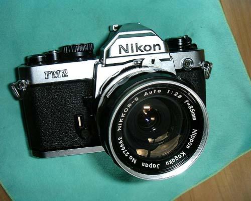 ●NIKKOR-S 35mmF2.8 ● 頑固なレンズのカビ取り     mentenin_d0138130_19395815.jpg