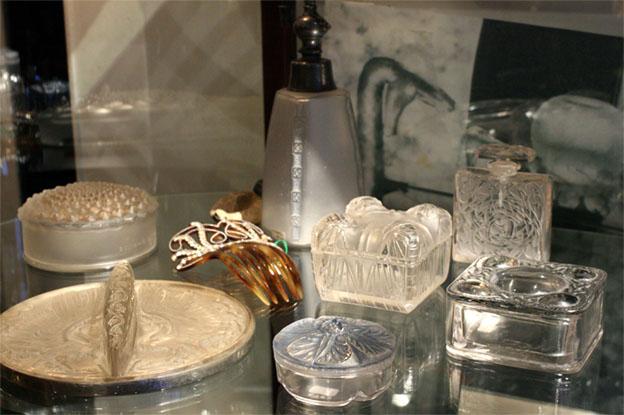 ルネ・ラリック 香水瓶、蓋物_c0093654_1815524.jpg