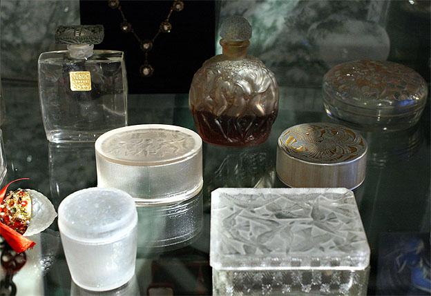 ルネ・ラリック 香水瓶、蓋物_c0093654_1821625.jpg