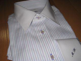 久々にシャツを作りました_f0099455_215055.jpg