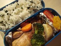 The Chicken Bentou_a0102784_8273732.jpg