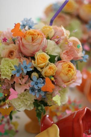 お花のパフェを召し上がれ♪_f0127281_23303268.jpg