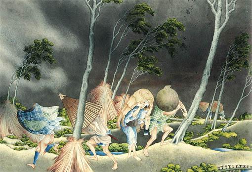「北斎-ヨーロッパを魅了した江戸の絵師-」展_e0054299_1783515.jpg
