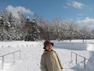 498) スナップ写真ー芸術の森 1月26日・土_f0126829_1191242.jpg