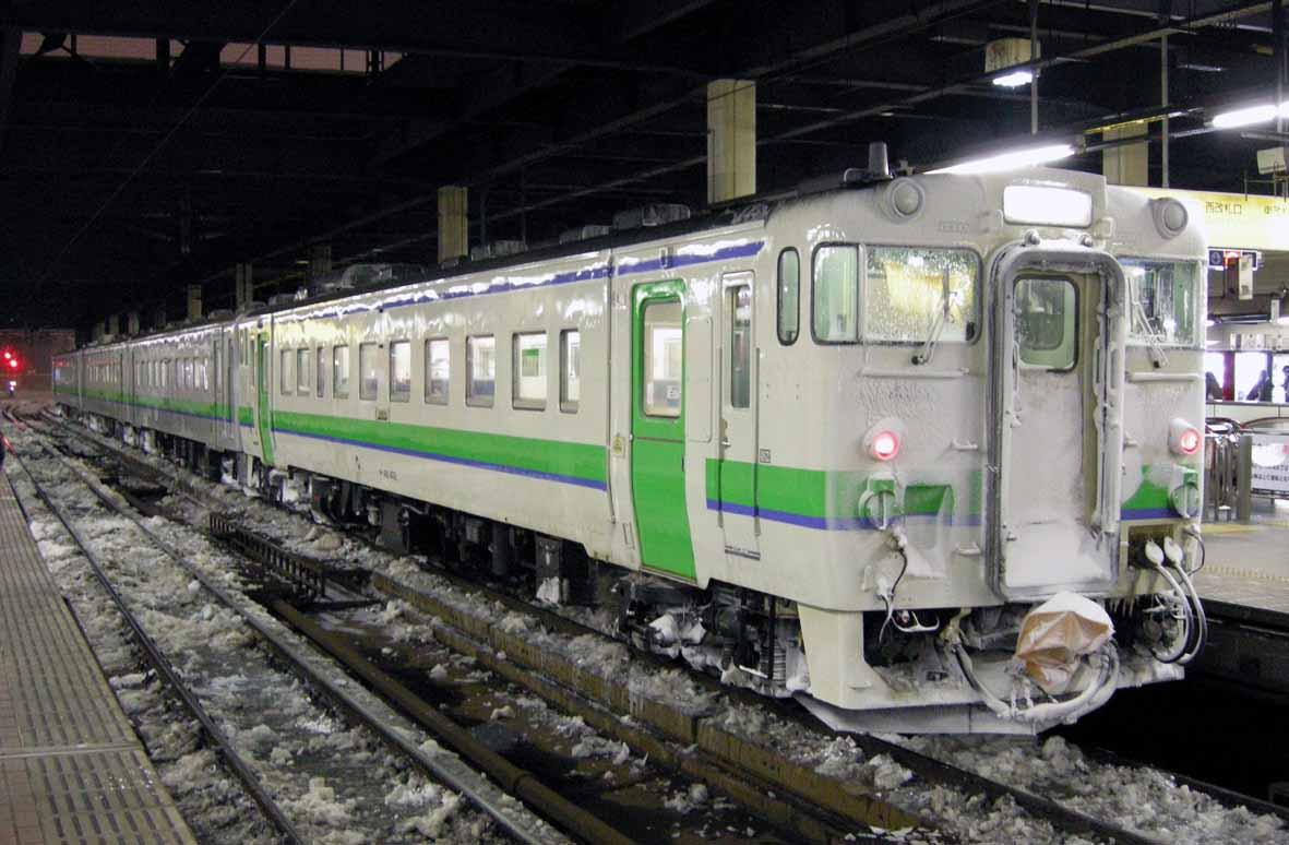 石北本線旅行レポート その1 : ...