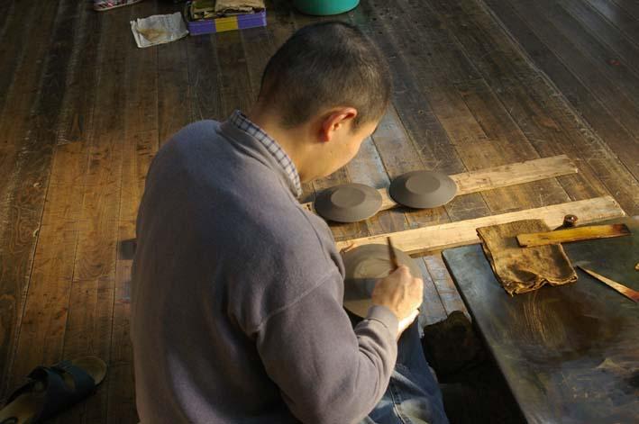 鎌倉彫「博古堂」‐現後藤家当主は運慶を始祖とする29代目_c0014967_2255241.jpg