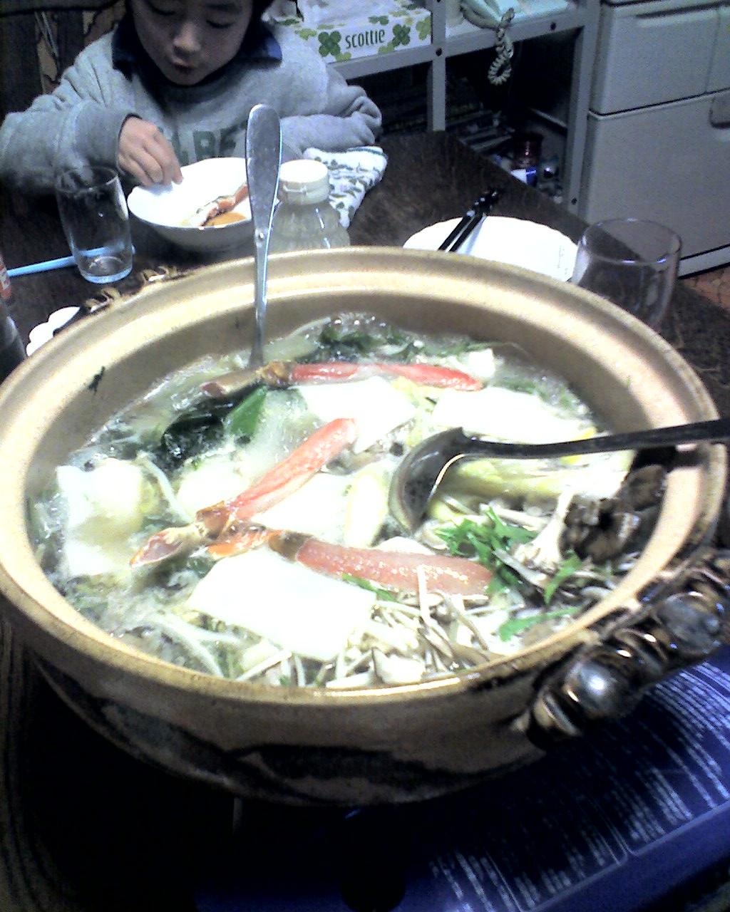 寿司も良いけどやっぱり冬は_f0018889_1913587.jpg