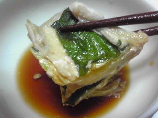 豚バラと鶏むね肉と白菜の重ね鍋_c0025217_18441059.jpg