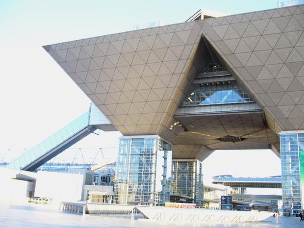 東京ビッグサイト☆_b0097224_7204183.jpg