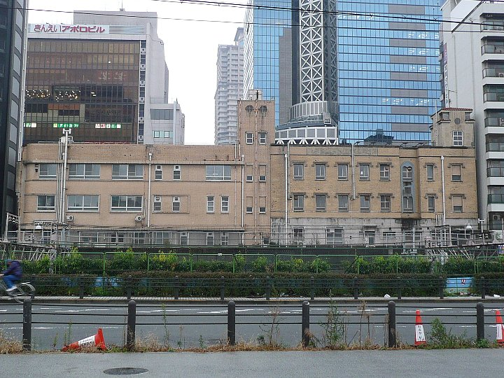 浪速郵便局阿倍野橋分室+大手前看護専門学校_c0112559_16523544.jpg