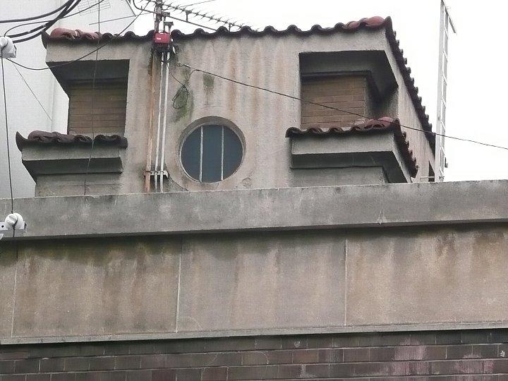 浪速郵便局阿倍野橋分室+大手前看護専門学校_c0112559_16562296.jpg