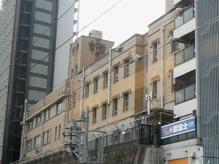 浪速郵便局阿倍野橋分室+大手前看護専門学校_c0112559_16594179.jpg