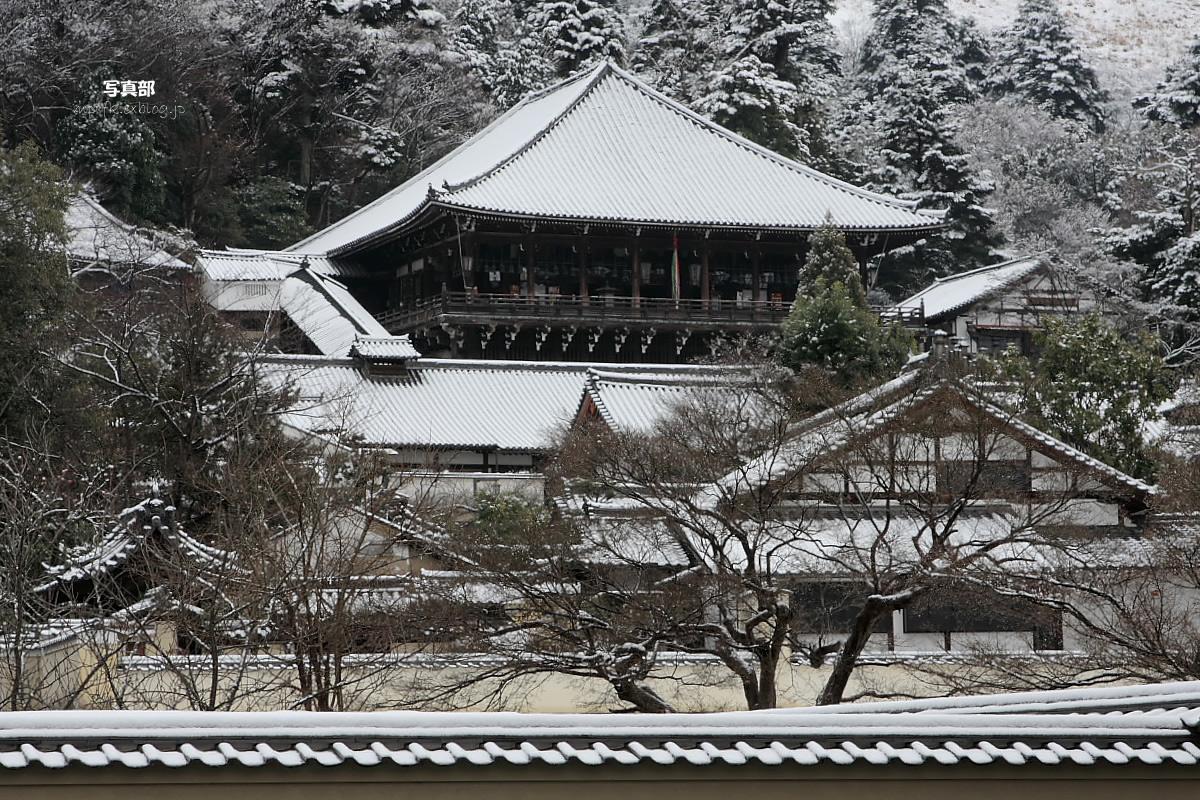 奈良 東大寺二月堂 雪景色 1_f0021869_1254682.jpg
