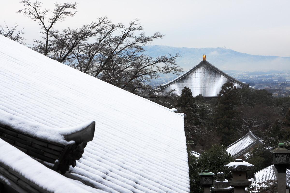 奈良 東大寺二月堂 雪景色 2_f0021869_14184413.jpg