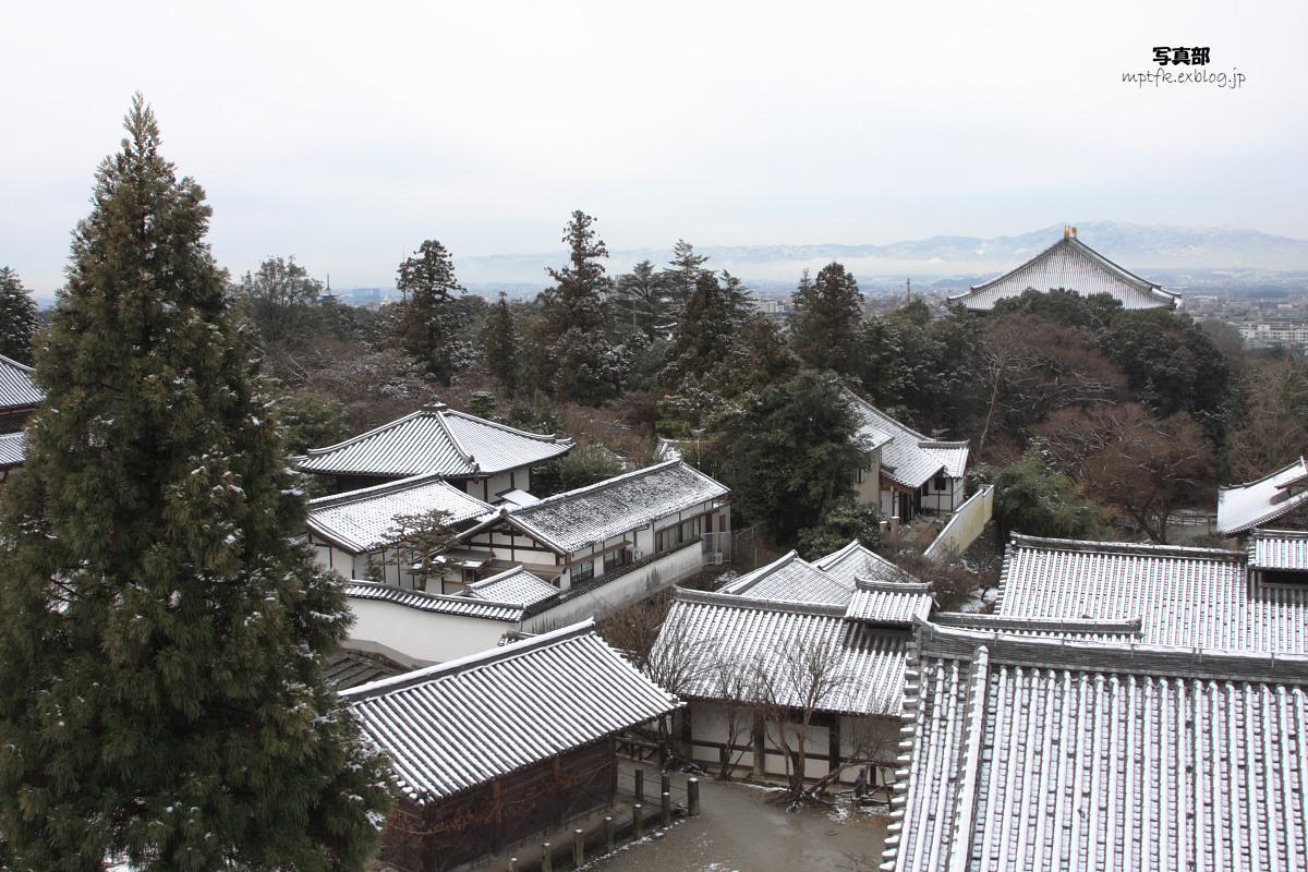 奈良 東大寺二月堂 雪景色 2_f0021869_14313480.jpg