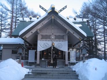 501) スナップ写真ー白石神社・他 1月28日・月_f0126829_0504993.jpg
