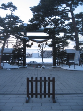 501) スナップ写真ー白石神社・他 1月28日・月_f0126829_0515122.jpg