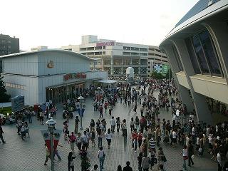B\'z 名古屋遠征 2006/8/19_d0144184_20485053.jpg