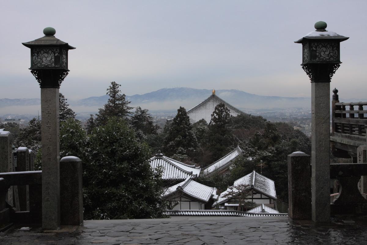 奈良 東大寺二月堂 雪景色 3_f0021869_10223237.jpg
