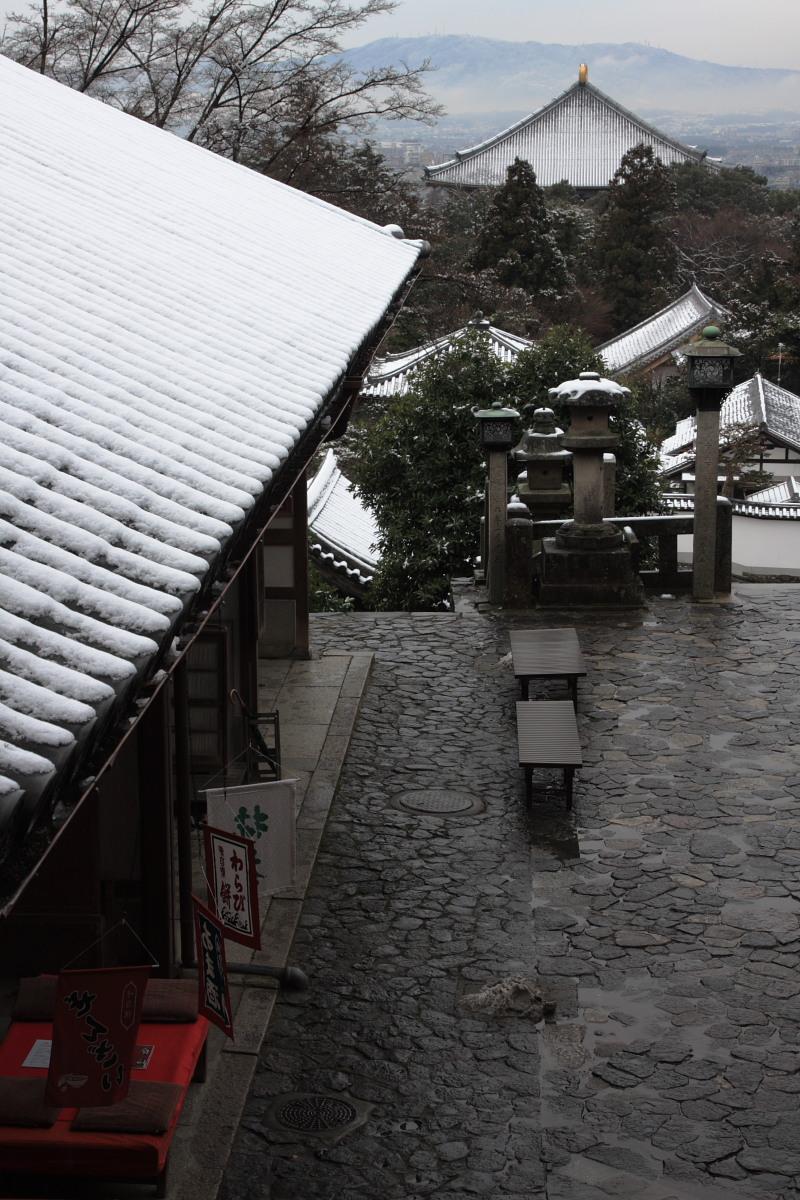 奈良 東大寺二月堂 雪景色 3_f0021869_10254350.jpg