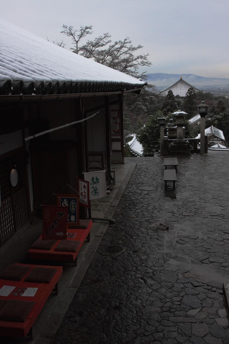 奈良 東大寺二月堂 雪景色 3_f0021869_1025593.jpg