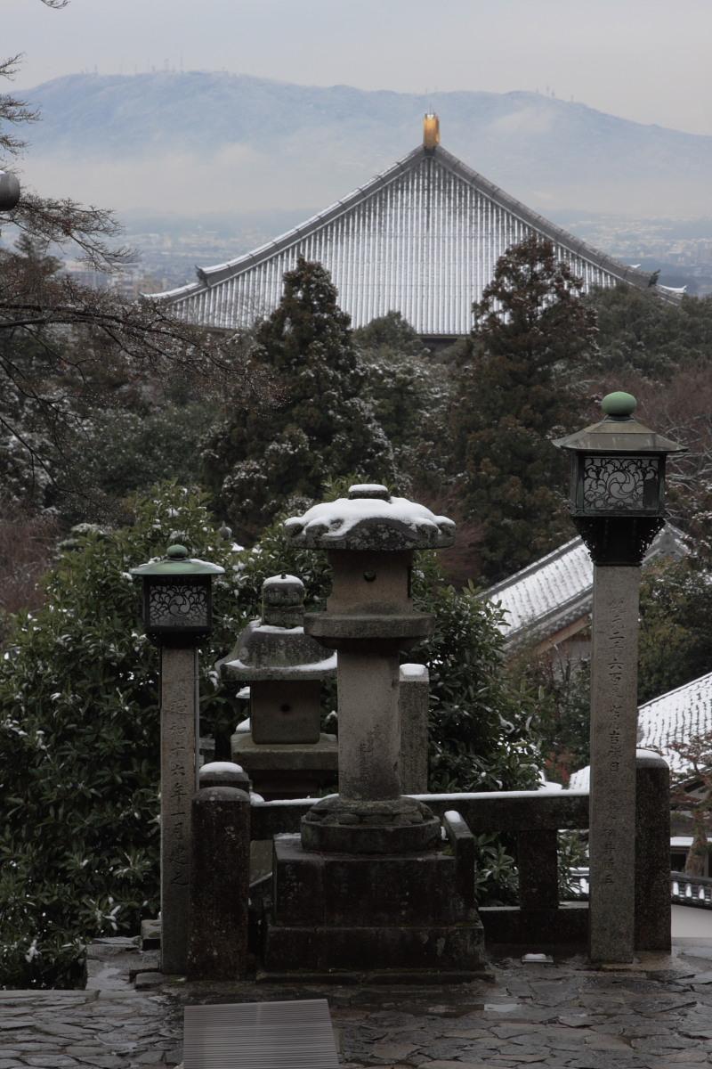 奈良 東大寺二月堂 雪景色 3_f0021869_10352951.jpg