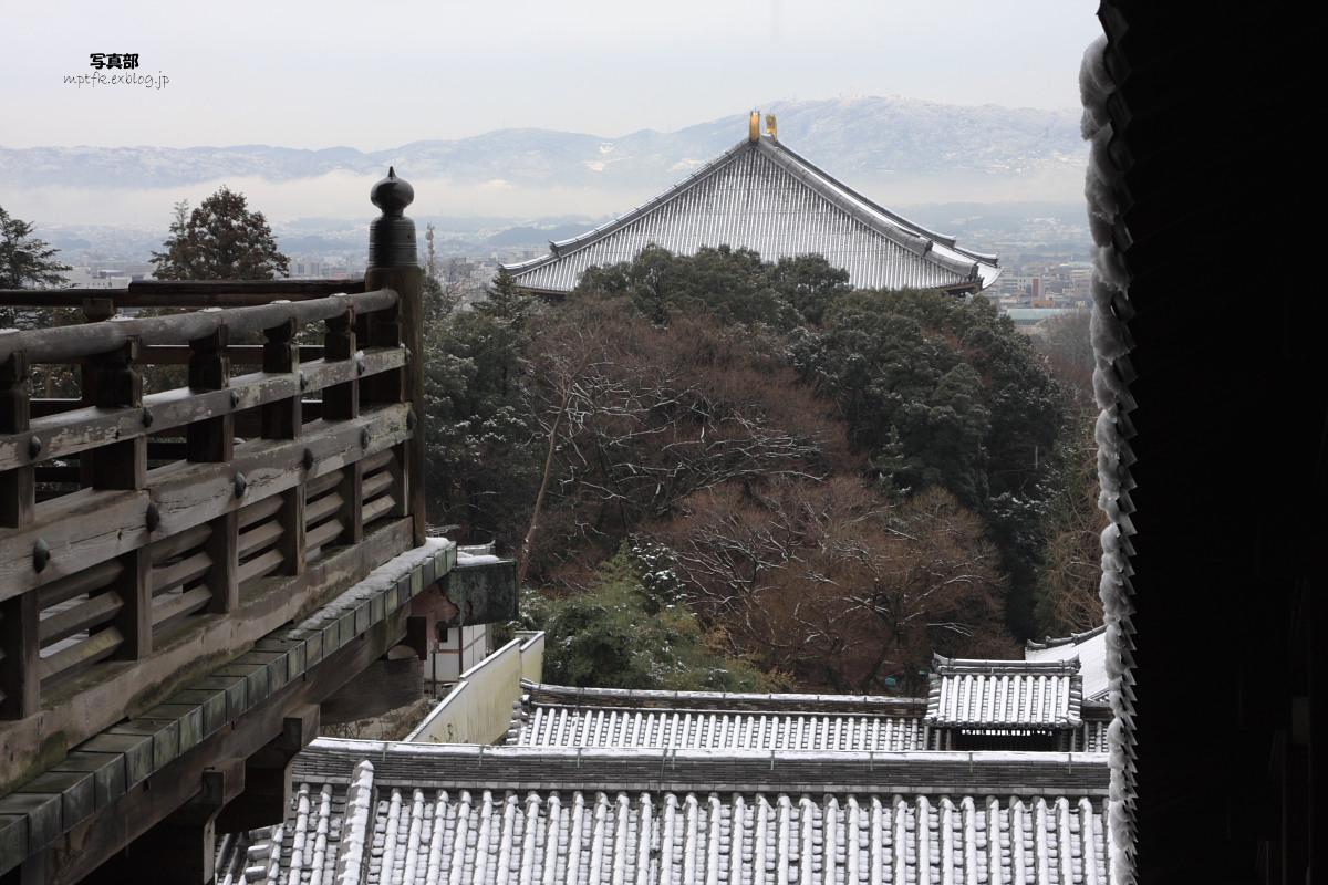 奈良 東大寺二月堂 雪景色 3_f0021869_10425474.jpg
