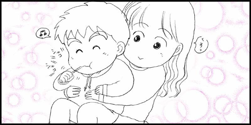 甘えっ子♡_f0119369_2381510.jpg