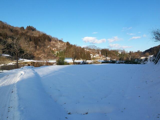 小川村の冬景色_f0117498_9405035.jpg