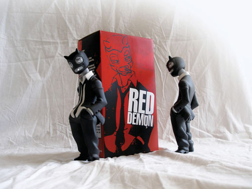 Red Demon Classico by Bill and Jerry Frissen_e0118156_22132412.jpg