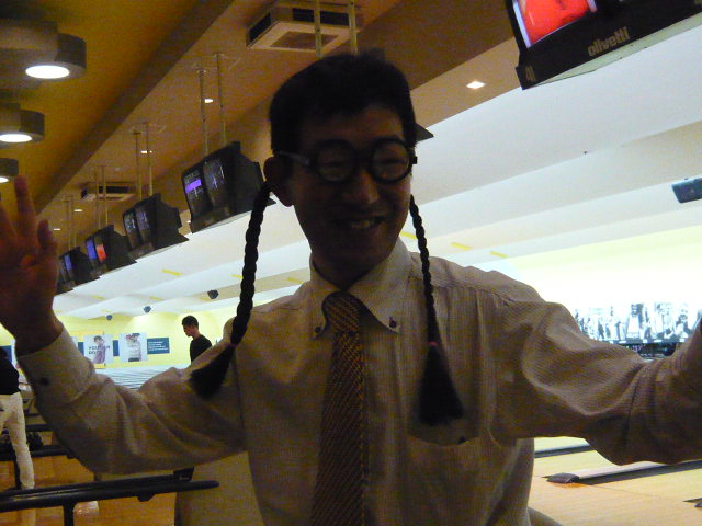 ボーリングde送別会_c0100865_6415944.jpg