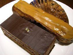 岸辺でフランス菓子。_c0005672_2124794.jpg
