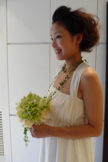 Cafe Wedding ♪_c0116778_225640.jpg
