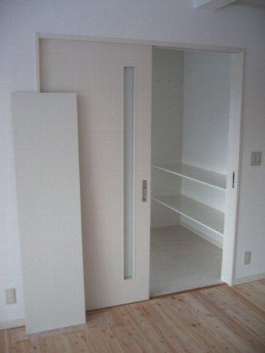 設備取付・棚再塗装_d0131336_2056755.jpg