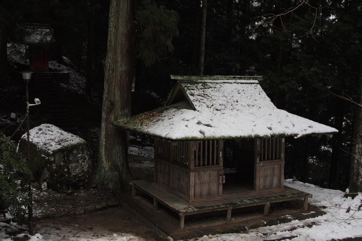 奈良 室生寺 雪景色 1_f0021869_21104926.jpg