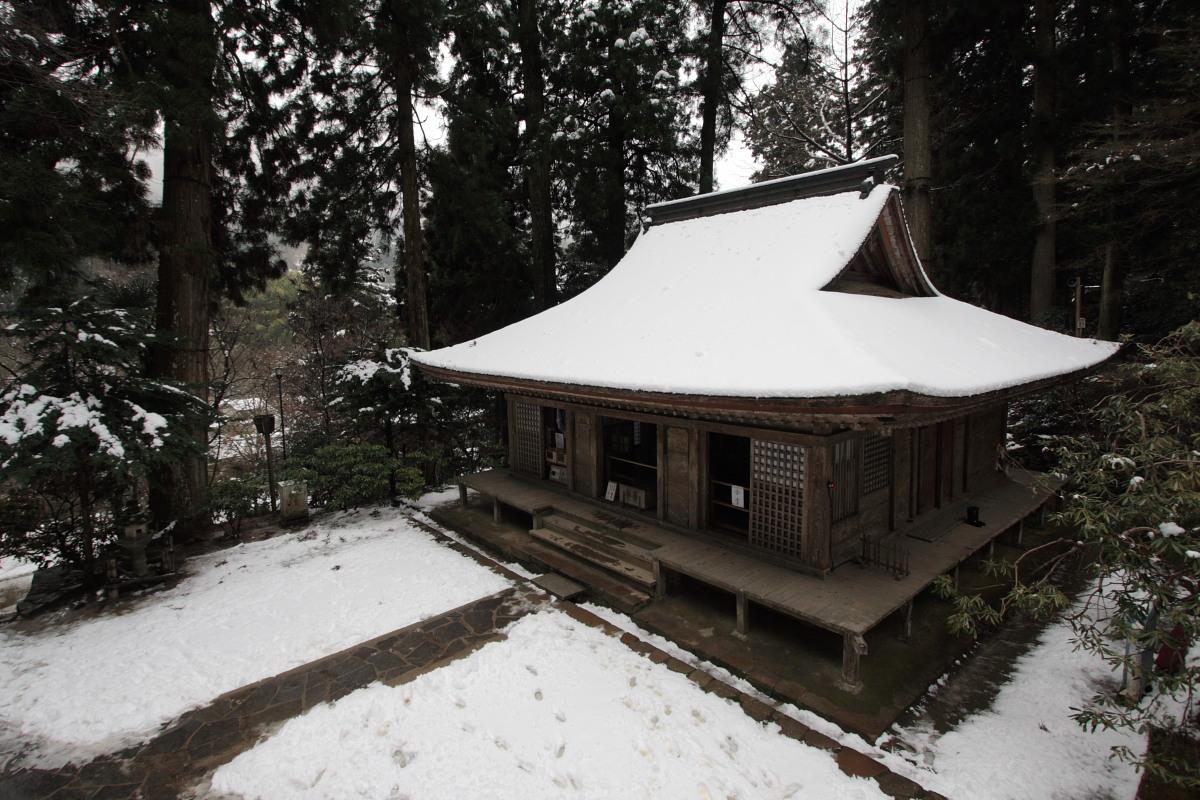 奈良 室生寺 雪景色 1_f0021869_21113498.jpg