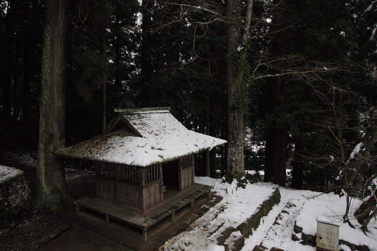 奈良 室生寺 雪景色 1_f0021869_21123040.jpg
