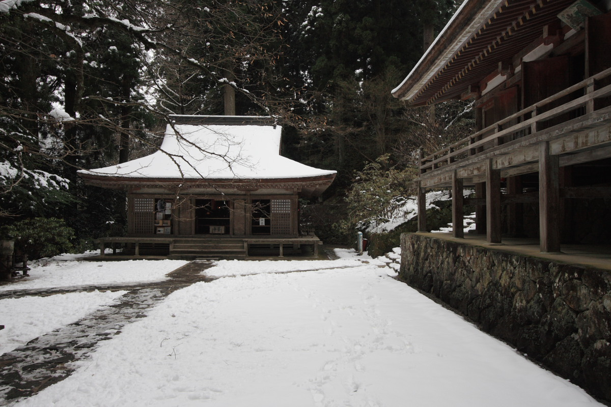奈良 室生寺 雪景色 1_f0021869_21131054.jpg