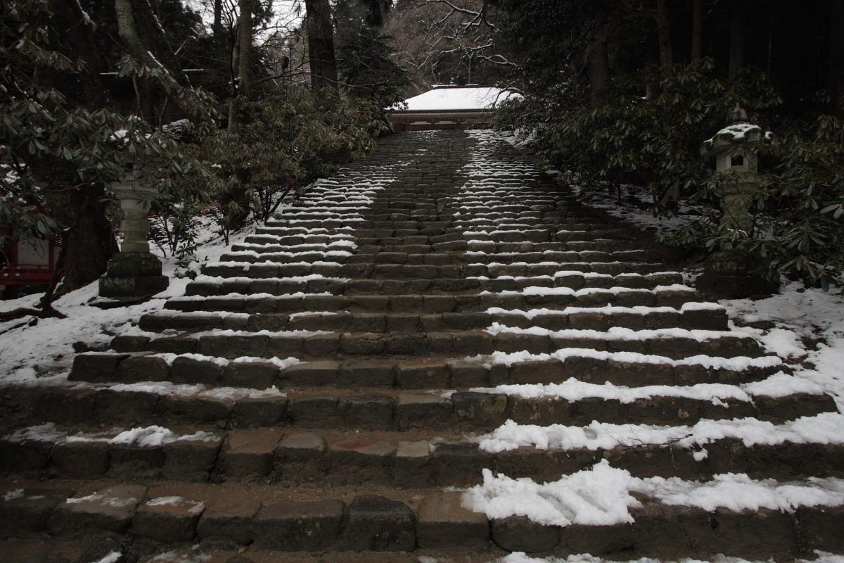 奈良 室生寺 雪景色 1_f0021869_21133795.jpg