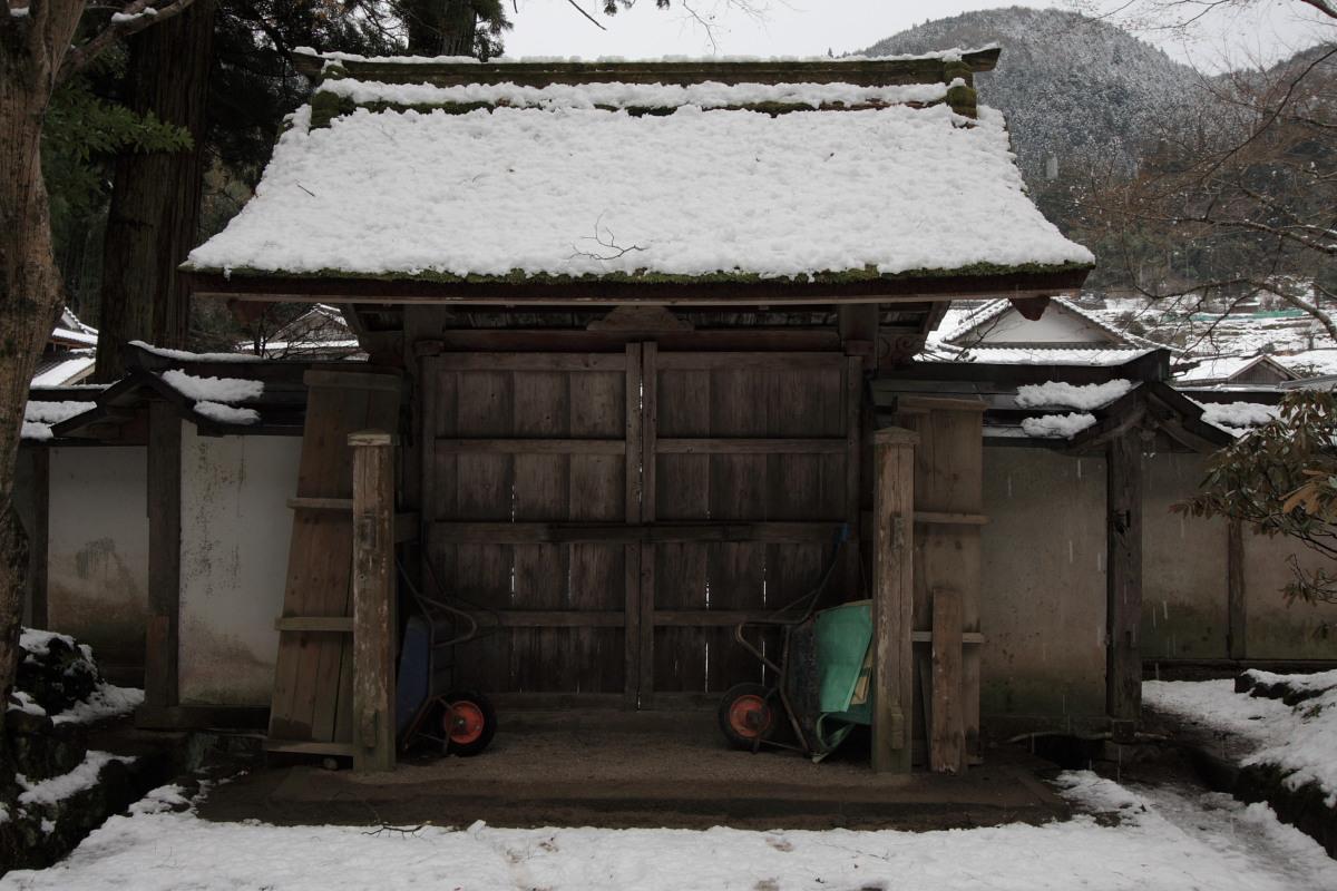 奈良 室生寺 雪景色 1_f0021869_2162278.jpg