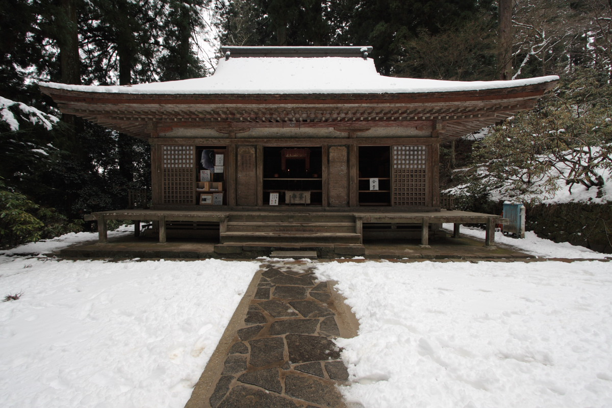 奈良 室生寺 雪景色 1_f0021869_2174576.jpg